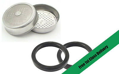 ESPRESSO COFFEE MACHINE Group Seal + Shower Plate.... Buy 1 Get 1 Free