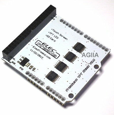TFT 2.4'' Mega touch LCD Shield Expansion board module for Arduino UNO - UK