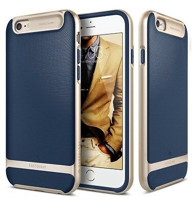 Caseology Wavelength Series Textured Pattern Case Blue iPhone 6 And 6s