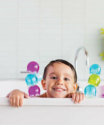 Boon Jellies Kids Suction Cup Bath Toys