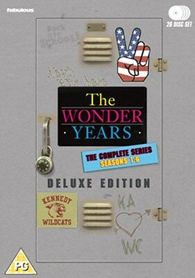 The Wonder Years: The Complete Series (Box Set) [DVD]
