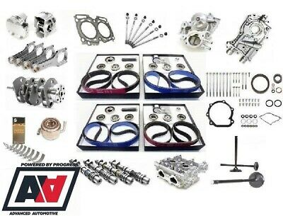 Subaru Performance Engine Specialist Kits & Packages - 2.1 2.3 2.5 Road Or Track