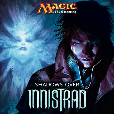 Magic MTG Shadows Over Innistrad SOI Factory Sealed Booster Box Cs The Gathering