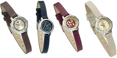 Harry Potter Ladies / Childs WristWatch New Official Warner Bros Logo / 9 3/4