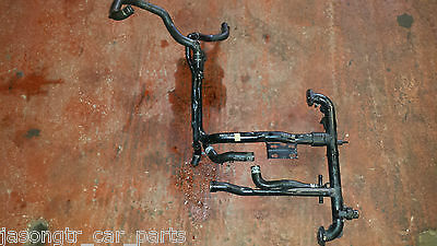 Audi RS4 - B5 (2000/2001)  metal coolant pipes from under the inlet manifold