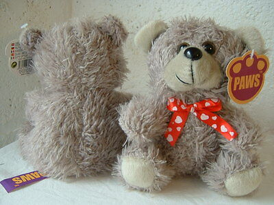 cuddly bear, teddy, 17 cm sitting. LOTS ! free postage after first for UK.Bears