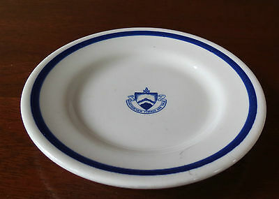 Hill School Pottstown PA Dining Hall China Bread Plate(s)