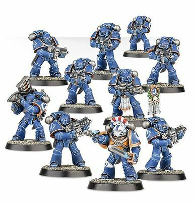 Space Marine Legion MKIV TACTICAL SQUAD Horus Heresy 30K