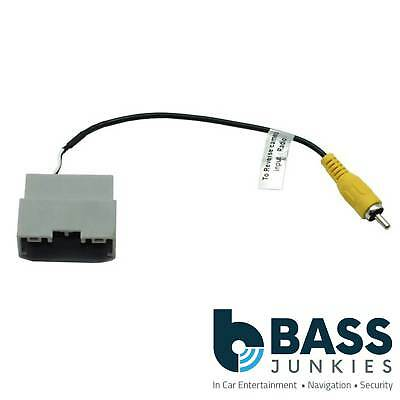 Chrysler 300C 2008-2010 Car Stereo Camera Retention Interface Adapter Lead