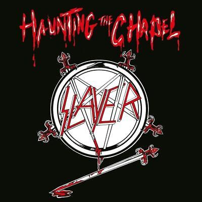 SLAYER - HAUNTING THE CHAPEL 180 Gram Vinyl EP on 45RPM Wt Poster (NEW/SEALED)
