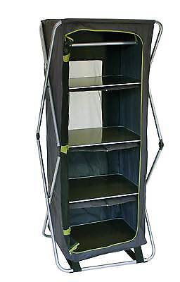 Quest Elite Quick Up Large Wardrobe, Cupboard and Storage Unit