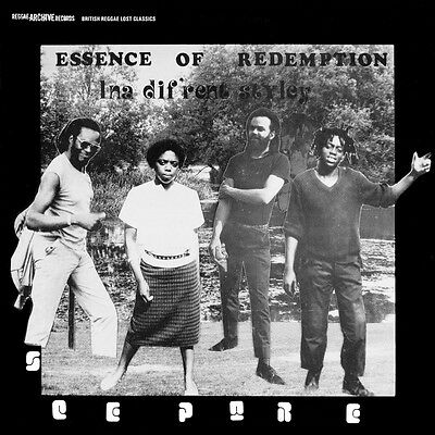 SCEPTRE - Essence Of Redemption Ina Dif'rent Styley