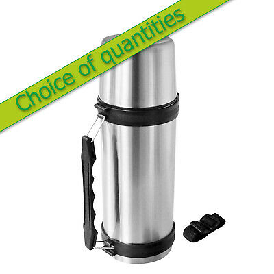 1.5L Stainless Steel Jumbo Vacuum Flask. Kingfisher. 1 or a Deal for 2
