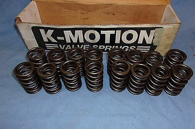 New valve springs, Mopar W2 heads, Double, Dodge, Plymouth