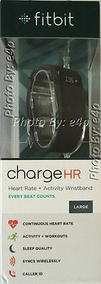 Fitbit Charge Hr Heart Rate + Activity Wristband Android Ios Brand New Retail!!!