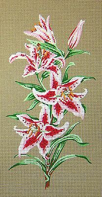 Gobelin L  Printed Tapestry/Needlepoint  Canvas - Lily