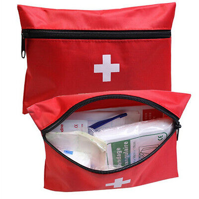Small Mini First Aid Kit Includes 24 Pieces For Car Camping Holiday Home Office