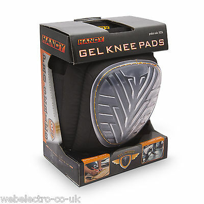 10256 Handy Professional Gel Foam Knee Protection Pads with Velcro Straps