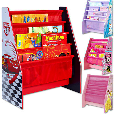 Disney Bücherregal Buchregal Regal Kinder Möbel Kinderregal Frozen Cars Minnie
