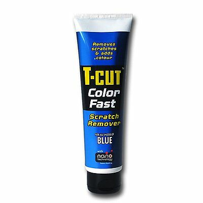 T-CUT Color Fast Blue Car Polish & Scratch Remover 150g T CUT