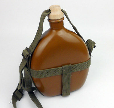 Wwii Japanese Army Canteen Water Bottle-0146