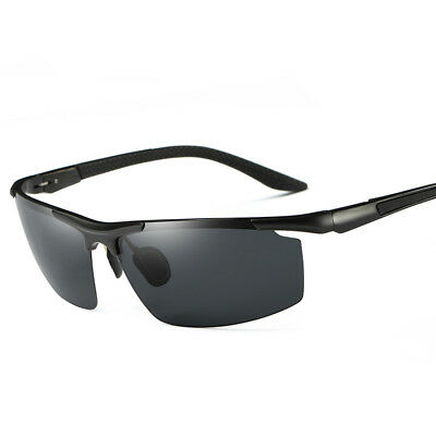 HD-Polarized-Mens-Sunglasses-Outdoor-Sports-Aviator-Eyewear-Driving-Glasses