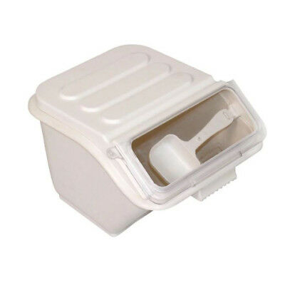 Ingredient Bin 18.5L Plastic Stackable Storage Containers Kitchen Food Canisters