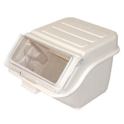Ingredient Bin 38L Plastic Stackable Storage Containers Kitchen Food Canisters