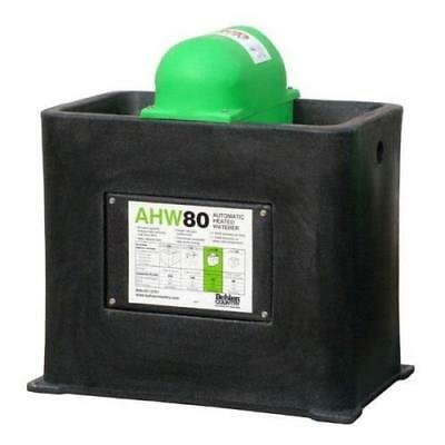 Behlen Country AHW80 Electric Heated Cattle Waterer Black/Green