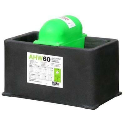 Behlen Country AHW Electric Heated Calves & Sheep Waterer Black/Green