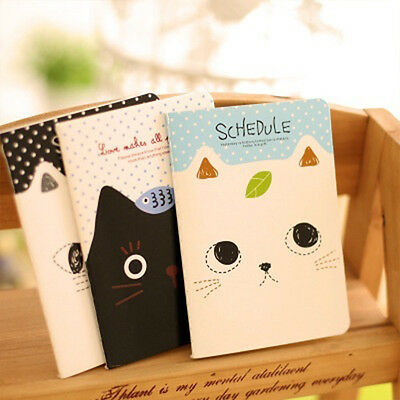 New Mini Cartoon Stationery Notebook Cartoon Print Daily Books For School Kids