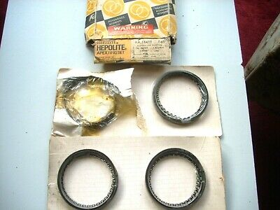 AUSTIN MORRIS A60 Oxford 16/60 J2 J4 1622cc piston rings for 5-ring pistons +040