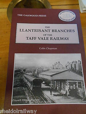 Llantrisant Branches of the Taff Vale Railway: Treferig valley