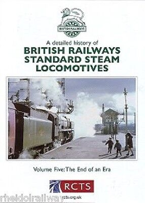 British Railways Standard Steam Locomotives Vol. 5 - The End of an Era