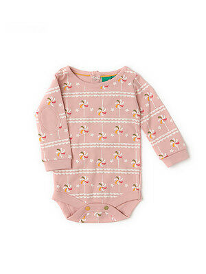 Little Green Radicals Lollipop Body / top Organic Cotton Fairtrade LGR 0 3 6 9
