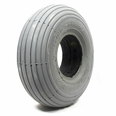 BRAND NEW QUALITY MOBILITY SCOOTER TYRE 260x85 - 3.00-4 300x4 (PUNCTURE PROOF)
