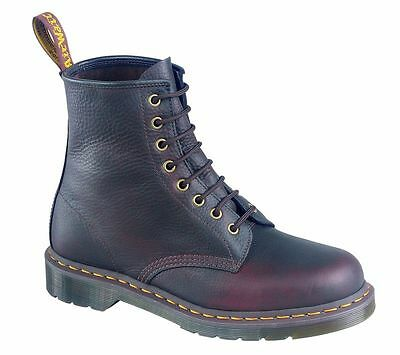 Dr Martens 8 Trous 1460 Marron Grizzly 11822202 Original Classique Doc 866908fb033b