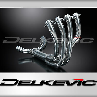 OEM Replacement 4-2 Stainless Exhaust Downpipes HONDA CBR1100XX BLACKBIRD 96-09