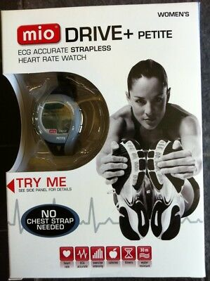 Mio ECG Accurate Strapless Heart Rate Watch - Womens