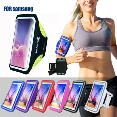 Sports Adjustable Arm Band Armband Gym Case Cover for Samsung Galaxy S9/S7 Edge