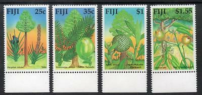 Fiji MNH 1990 Timber Trees