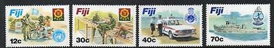 Fiji MNH 1982 Disciplined Forces