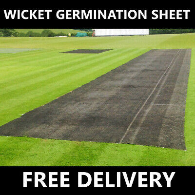 Cricket Pitch Germination Sheet - Size Options Available [Net World Sports]