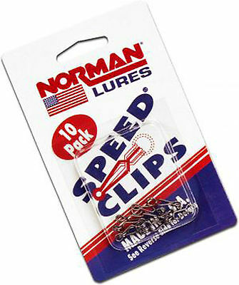Norman Speed Clips 10Pk!