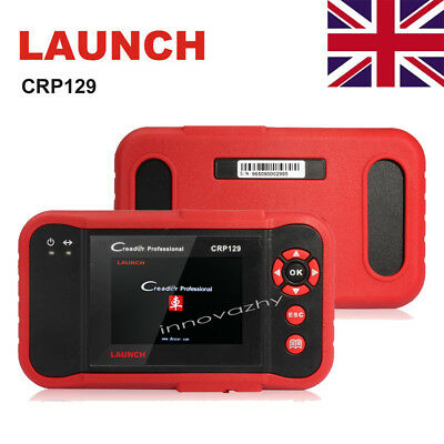 Genuine Launch CRP129 CReader Professional OBC Car Diagnostic Scan Tool UK Stock