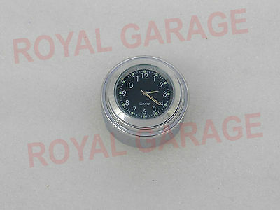 Bike Royal Enfield Classsic Electra Thunderbird Harley Triumph Handle Bar Watch