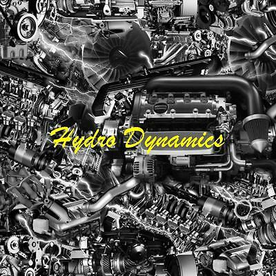 Hydrographics Film Motor Car Engines Water Transfer - Hydro Dynamics