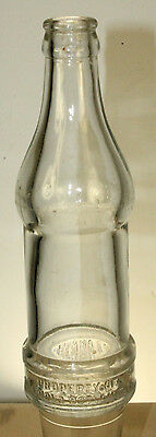 Tallahassee Fla Coca Cola Bottle Pat Nov 6 1923 Straight Side
