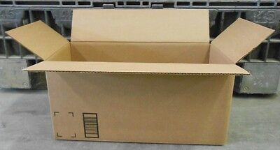 20 - 19x12.5x11 SHIPPING BOXES CORRUGATED-PACKING-MOVING-CARTONS-MAILING  - 1BA