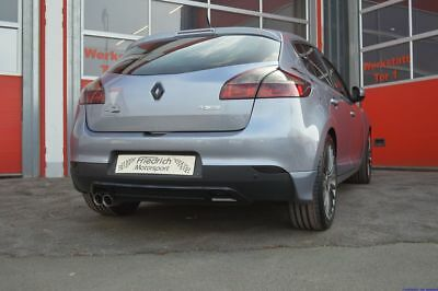 FMS Gruppe A Anlage V2A Renault Megane III + GT (Z, ab 08) 1.5l dCi 66/78/81kW